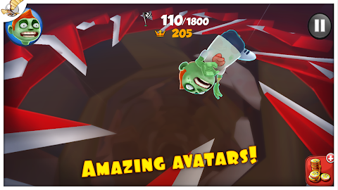 Super Falling Fred Screenshot 3