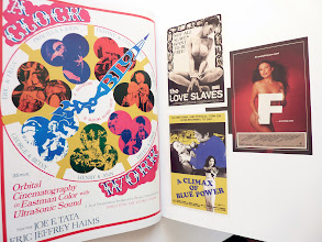 """Photo: Sexytime: The Post-Porn Rise of the Pornoisseur edited by Jacques Boyreau & Peter Van Horne  http://www.fantagraphics.com/sexytime  96-page full-color 10.75"""" x 14.25"""" hardcover • $29.99 ISBN: 978-1-60699-553-2 - Pages."""