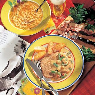 Feinschmecker-Schnitzel