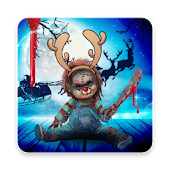 Scary Doll Rudolph Theme - Wallpapers and Icons