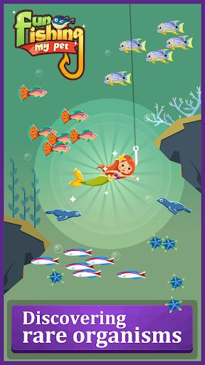 Fun Fishing: My Pet