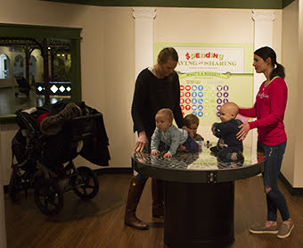 GoPhillyGo | Please Touch Museum Talks Money With Kids