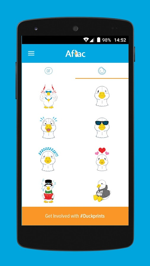 Duckchat- screenshot