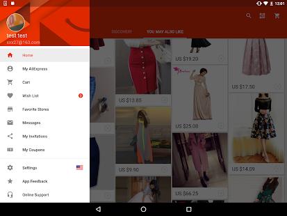 AliExpress Shopping App Screenshot 8