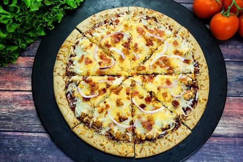 My Own BBQ Chicken Pizza