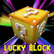 Lucky Roulette Block Addon MCPE