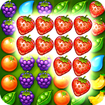 Farm Fruit Pop: Harvest Icon