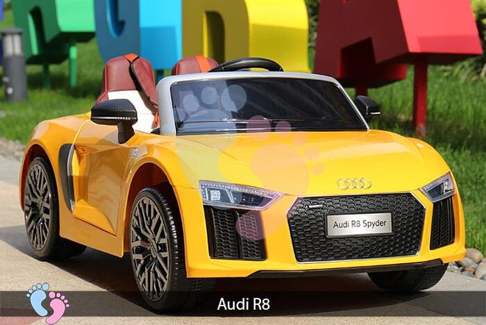 Xe hơi điện thể thao Audi R8 2