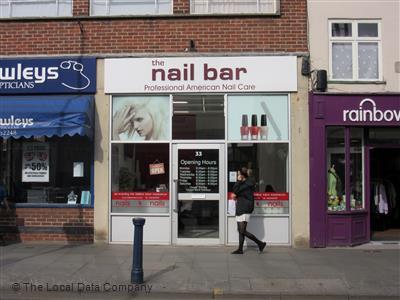 The Nail Bar on Sherrard Street - Nail Salons in Melton Mowbray LE13