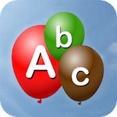 Alphabet Balloons for Kids