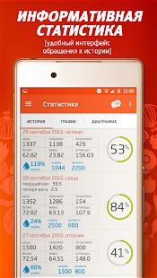 Счетчик калорий на русском - náhled