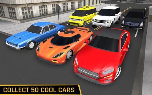 City Taxi Driving: Fun 3D Car Driver Simulator apkdebit screenshots 6