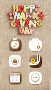 HappyThanksgiving eTheme Theme screenshot 1