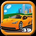 Turbo Car Racer 3D icon