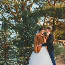 Wedding photographer Irina Kozik (irina1991). Photo of 05.12.2016