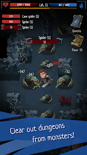 Roguelike RPG Offline – Order of Fate Mod Apk Download For Android and Iphone 3