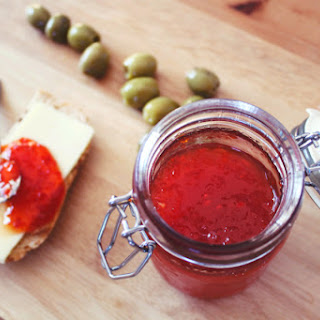 Chilli Jam – Sweet And Hot.
