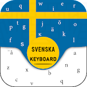 دانلود برنامه Swedish Keyboard: Svensktangentbord