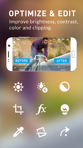 Camera MX - Free Photo & Video Camera  screenshots 7