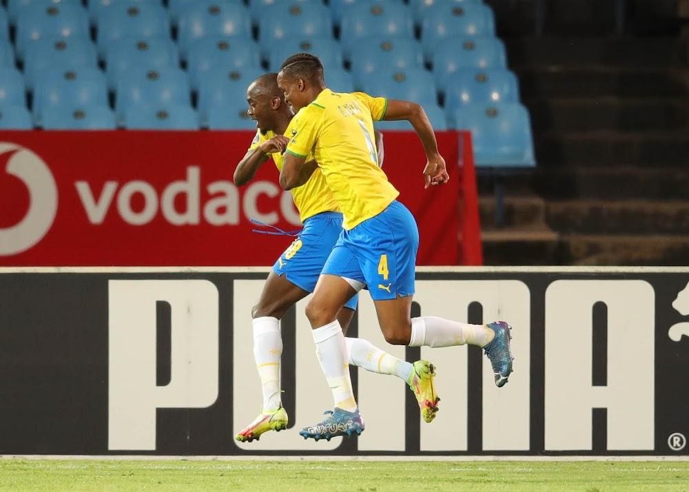 Shalulile, Safranko and Maema on target as Sundowns sweep Swallows aside - TimesLIVE