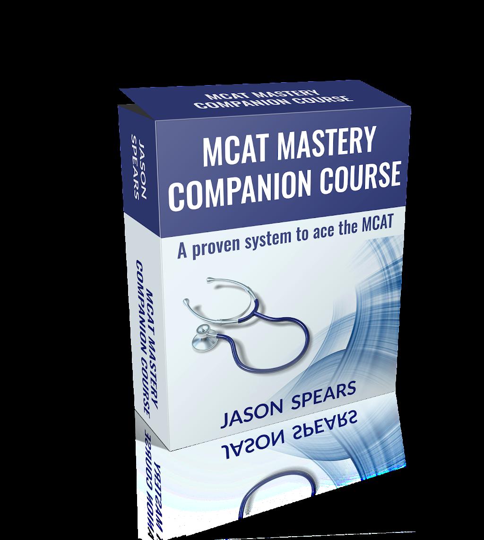 MCAT Mastery Companion Course