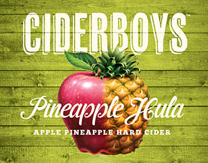 Logo of Ciderboys Pineapple Hula