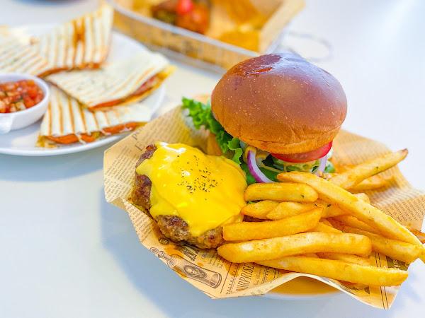 Carson Retro Diner (卡森 復古美式餐廳)