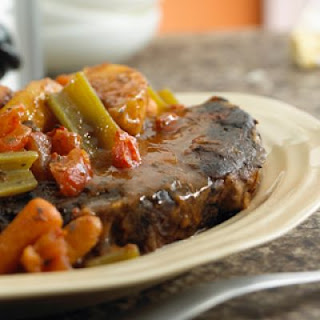 Zesty Slow-Cooker Italian Pot Roast