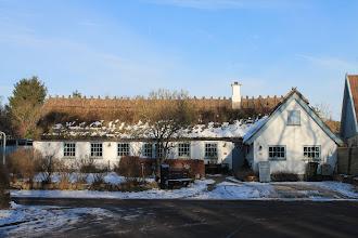 Photo: Hus ved Hvissinge gadekær, Hvissingevej