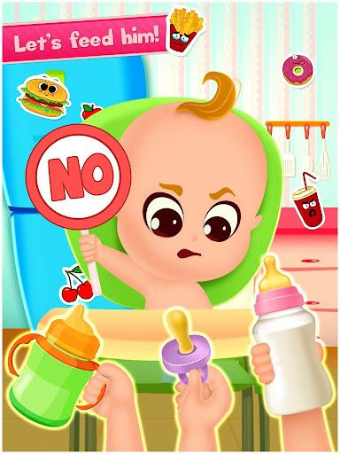 Babysitter Daycare Games 2 screenshot 6