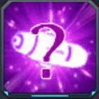 ランダム紫色パーツのカケラ