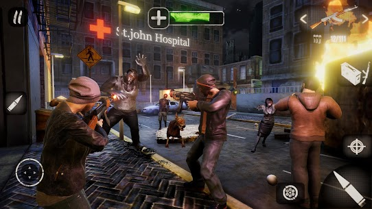 Last Day: Zombie Survival Offline Zombie Games App Download For Android 4