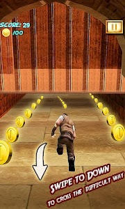 Temple Subway Run Mad Surfer screenshot 3