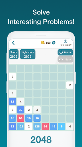 Math Exercises for the brain, Math Riddles, Puzzle android2mod screenshots 3