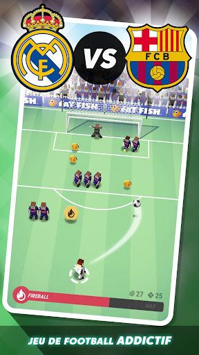 cofe tricheTiny Striker La Liga 2019 - Jeux de football  1