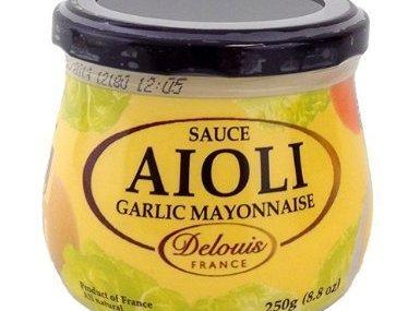 This french aioli sauce is so delicious and really packs on the flavor in...