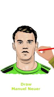 Draw Ronaldo 3d - náhled