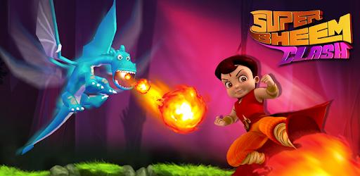 super bheem clash apps on google play
