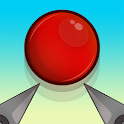Red Ball UP: Bounce Dash Jump! icon