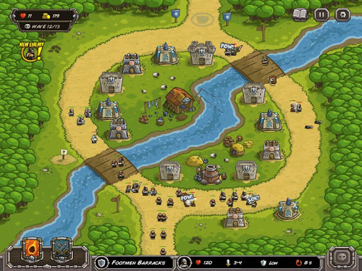 Kingdom Rush screenshot 13