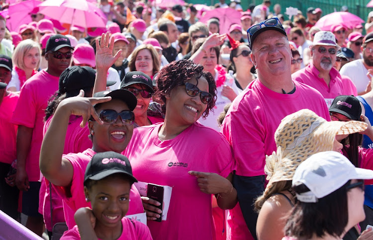 The 1st for Women Sisters with Blisters walk will take place on Saturday March 10 in Johannesburg.