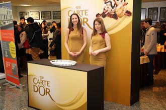 Photo: Carte Dor gün boyunca konuklara dondurma servisi yaptı. www.gelecekgunu.org