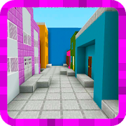 Find The Button City map for MCPE APK Descargar