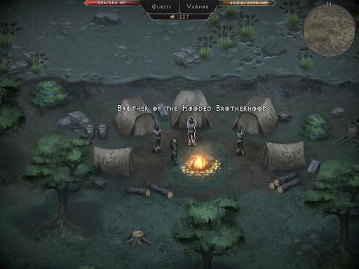 Vampire's Fall: Origins RPG 1.7.146 screenshots 14