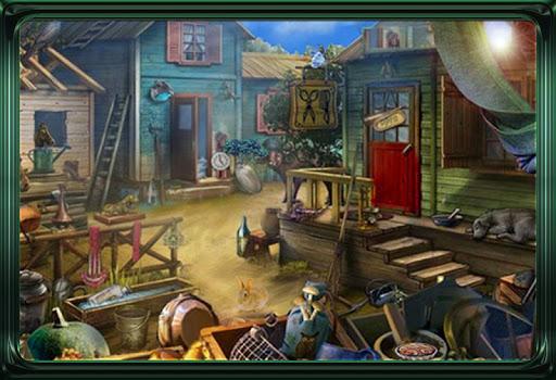 숨겨진 개체 게임 - 저택