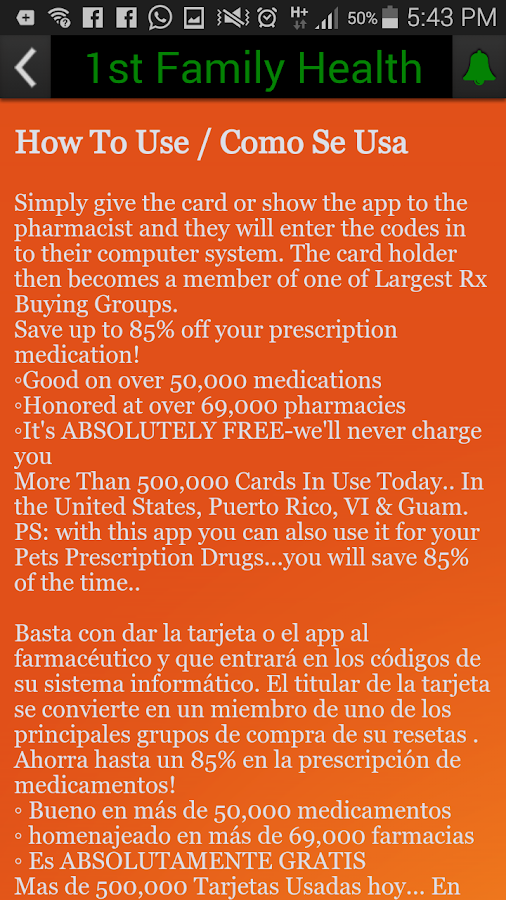 Prescription Drugs & Medicare- screenshot