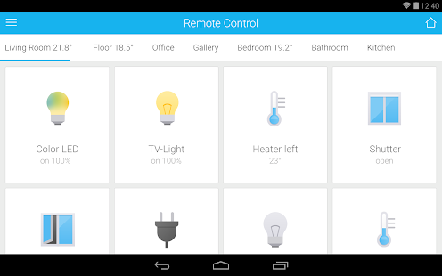 eww Smarthome- screenshot thumbnail