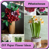 DIY Paper Flower Design