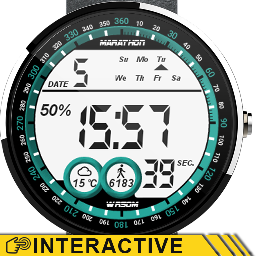 Digital One Watch Face APK Cracked Download