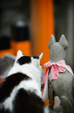 """Photo: This photo appeared in an article on my blog on Jun 25, 2013. この写真は6月25日ブログの記事に載りました。 """"Photoshoot with Yuko at the Fushimi Inari Shrine, Part 4"""" http://regex.info/blog/2013-06-25/2277"""